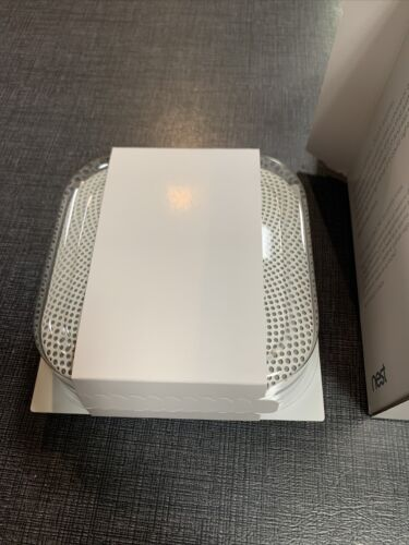 Nest Protect Battery 2nd Gen Smart Smoke & Carbon Monoxide Monitor