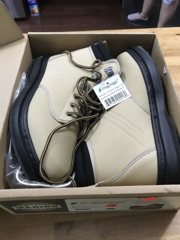 Frogg Toggs Rana Wading Shoes Size 13 BRAND NEW!!!