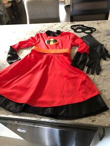 ElastiGirl Super Hero Costume