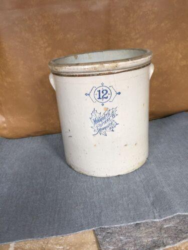 Monmouth Crock 12 Gallon