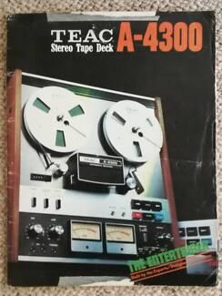 Vintage Stereo System