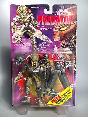 1993 SCAVAGE PREDATOR Aliens vs. Predator Action Figure NEW SEALED Kenner