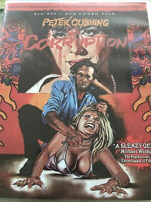 Corruption Blu Ray/ Dvd Grindhouse Releasing