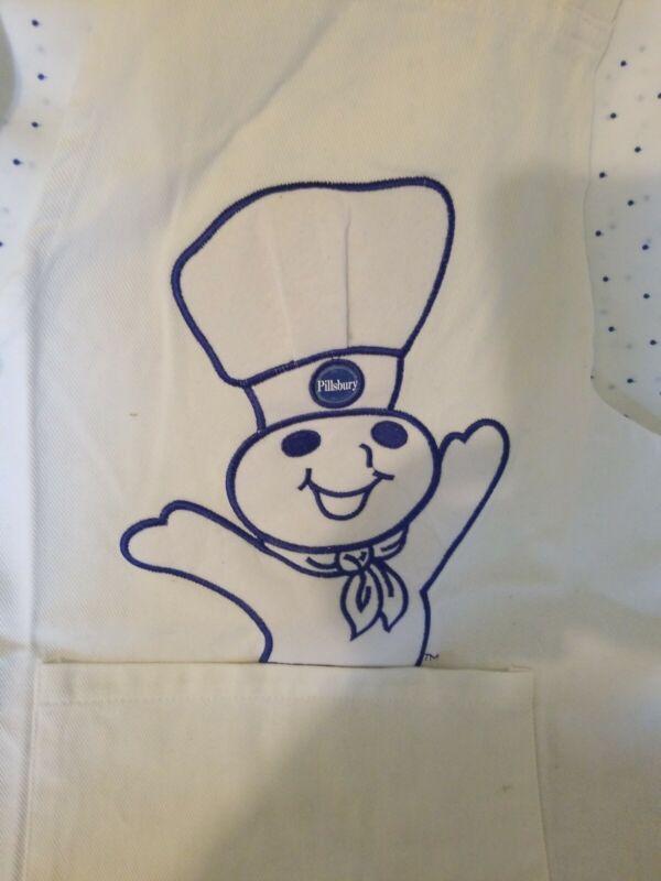 Pillsbury Doughboy Poppin Fresh Apron