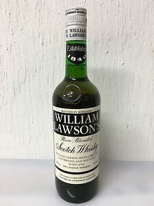 William Lowson's Rare Blanded Scotch Whisky 75 Cl 43% - Italia - William Lowson's Rare Blanded Scotch Whisky 75 Cl 43% - Italia