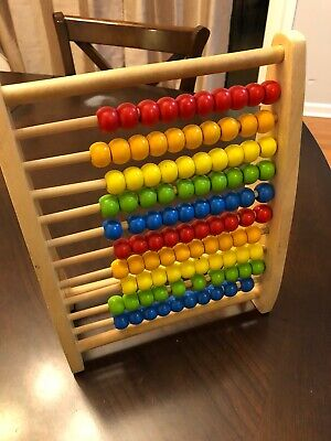 Hape 123 Abacus Toy