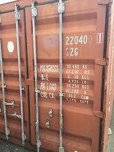 20' Sea Container Jandakot Cockburn Area Preview