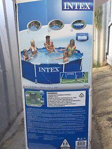 Intex 3 metre pool Armadale Armadale Area Preview