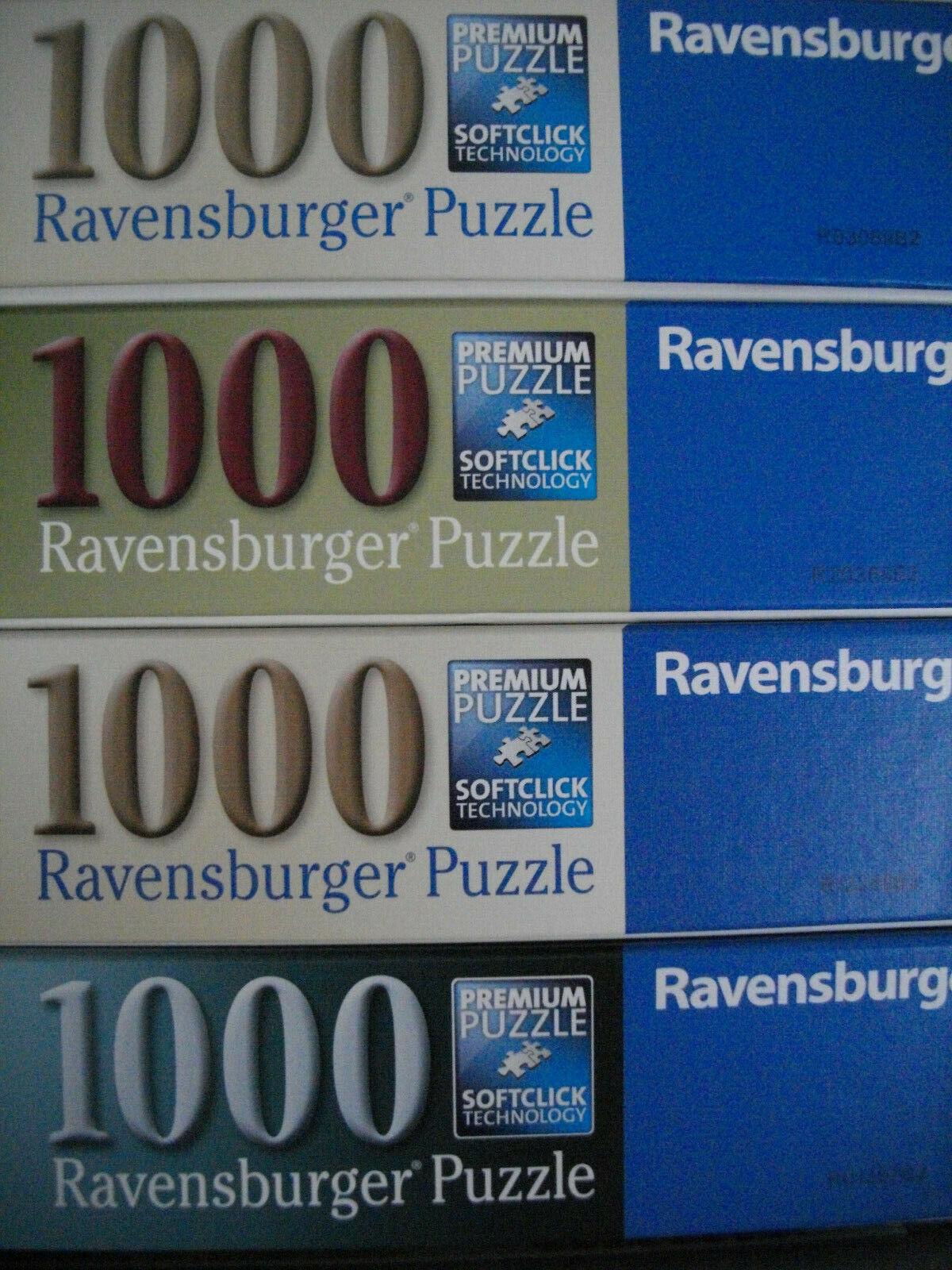 Ravensburger Puzzle 1000 Teile Motive ab 2015 und Neuheiten