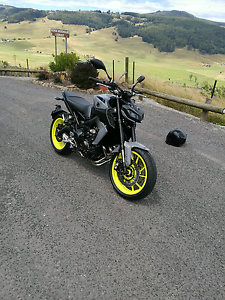 2017 Yamaha mt09 Penguin Central Coast Preview