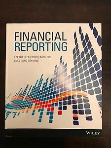 Financial Reporting 2108AFE Financial Accounting Coorparoo Brisbane South East Preview