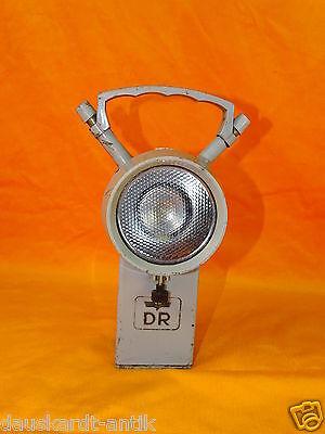 DR Hand Lampe Deutsche Reichsbahn DR