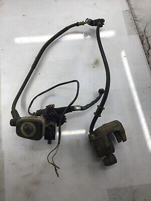 YAMAHA XS1100 XS500 XS650 XS850  FRONT BRAKE MASTER CYLINDER LEVER CALIPER OEM