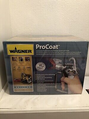 Brand New Sealed Wagner Procoat 0515077 2800 Psi Painting