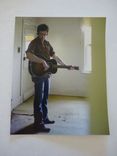 Will Hoge Country Music 8x10 Color Promo Photo