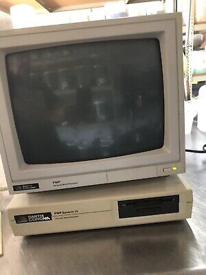 Smith Corona Pwp 14 Personal Word Processor 1986 Used Nice