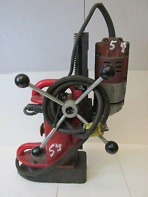 Milwaukee 4201 Magnetic Drill Press 12.5a 120v 60hz 44348isu