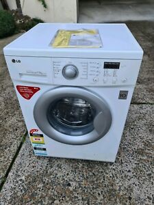 Free Delivery 7.5KG LG Direct Drive Washing Machine