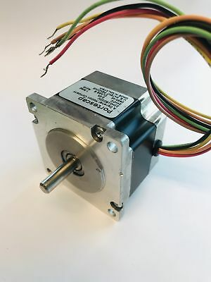 Nema 23 Stepper Motor 60 Oz-in 24vdc 2.0a Unipolar Portescap 23h018d20u