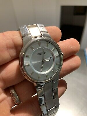 Mens Kenneth Cole Reaction Watch, Requires Battery