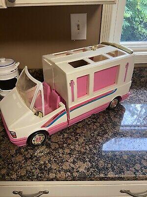 Vintage Barbie Golden Dream Motor Home MATTEL 1992