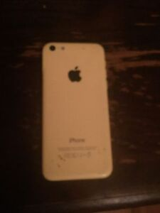 Iphone  5C16 gig sold ppu