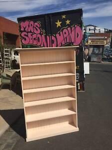 BOOKCASE, Bookshelf, storage, tall bookshelf, WE CAN DELIVER Brunswick Moreland Area Preview