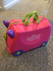 Melissa and Doug suitcase. New