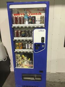 free vending machine