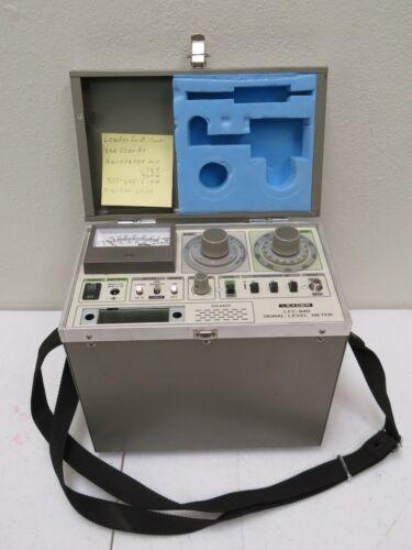 Leader LFC945 RF Signal Level Meter