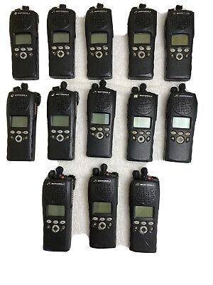 Lot Of 13 Motorola Xts2500 -700800 Mhz 2 Way P25 Radio H46ucf9pw6an