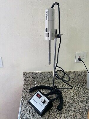 Fisher Powergen 700 Homogenizer Mixer With Stand And Dispersing Element Tool
