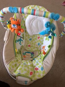 Bright starts cradling bouncer