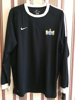 Authentic FC ZURICH 2010/11 Players Issued Soccer Shirt Jersey NIKE Sz XL New  image