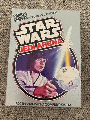 Atari 2600 Game - Star Wars Jedi Arena - Boxed - VGC
