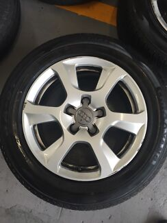 Audi A4 b8 wheels and Tyres Port Melbourne Port Phillip Preview