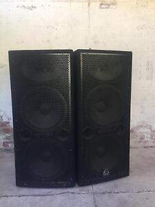 Wharfedale Pro LX-215 Speakers (2 x Speakers, Pair) Kew East Boroondara Area Preview