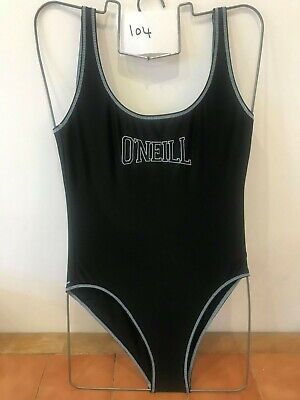 O'NEILL Black Used Swimsuit Chest Size 32    (104)