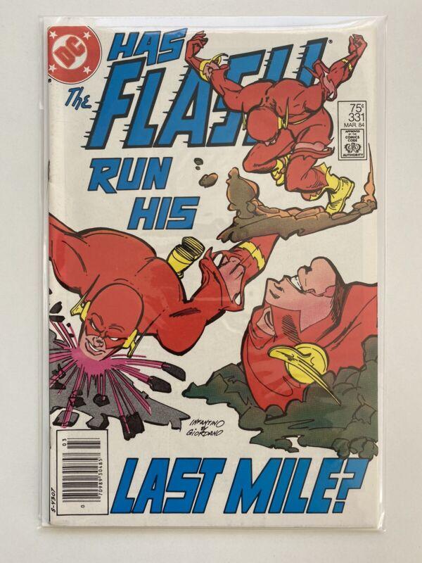 FLASH #331 (DC 1984)
