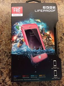 New life proof IPhone 6/6S case ( pink)