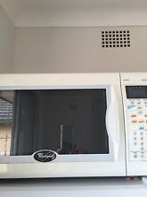 Whirlpool Microwave Artarmon Willoughby Area Preview