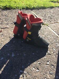 Kids head ski boots 24.5-25.0