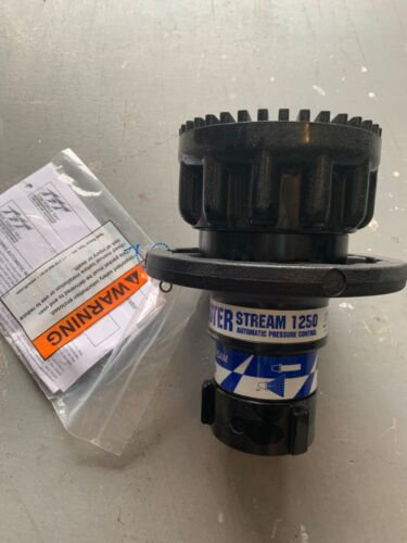 Task force Tip masterstream 1250 w/halo automatic fire nozzle 2.5
