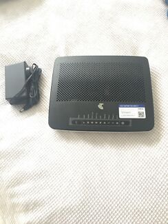 Telstra modem router as new
