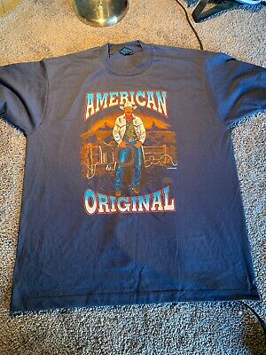 American Original Best Fruit Of The Loom Graphic T Shirt Size XL Made In The