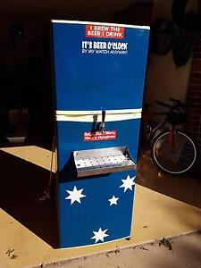 Keg Fridge, Kegs and other home brewing gear. Mount Annan Camden Area Preview
