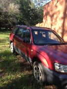 2003 Subaru Forester  Cambewarra Nowra-Bomaderry Preview