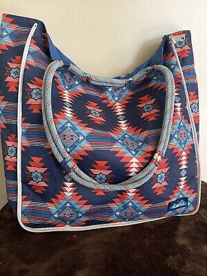 Kavu Market Bag Shopper Tote MOJAVE