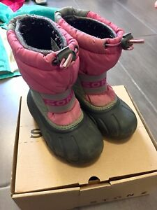 Sorry winter boots size 10