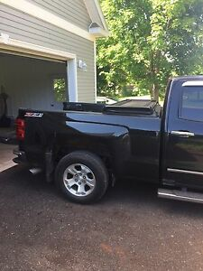 Tonneau Cover 6.6ft Chev box